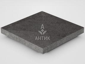 Плитка из Берестовецкого базальта 300x300x30 полированная фото
