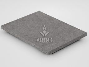 Плитка из Берестовецкого базальта 400x300x20 термообработанная фото