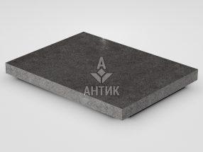 Плитка из Берестовецкого базальта 400x300x30 полированная фото