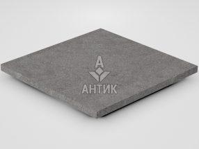 Плитка из Берестовецкого базальта 400x400x20 термообработанная фото