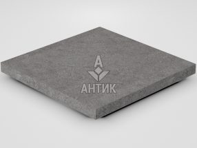 Плитка из Берестовецкого базальта 400x400x30 термообработанная фото