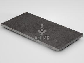 Плитка из Берестовецкого базальта 600x300x20 полированная фото