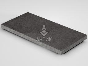 Плитка из Берестовецкого базальта 600x300x30 полированная фото