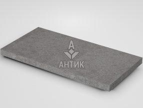 Плитка из Берестовецкого базальта 600x300x30 термообработанная фото