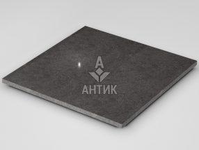 Плитка из Берестовецкого базальта 600x600x20 полированная фото