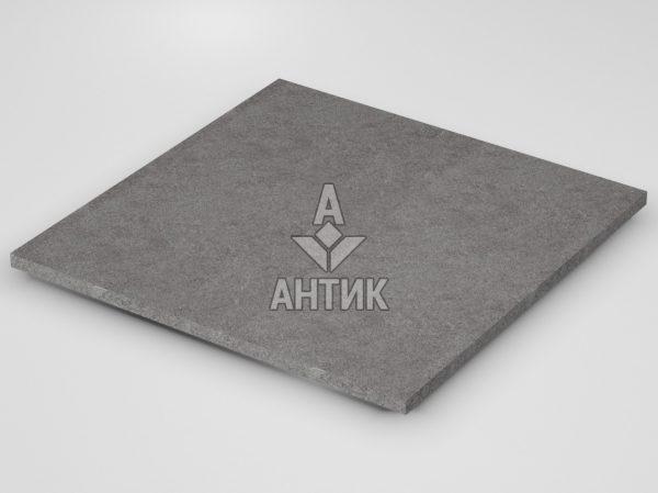 Плитка из Берестовецкого базальта 600x600x20 термообработанная фото