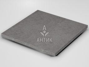 Плитка из Берестовецкого базальта 600x600x30 термообработанная фото