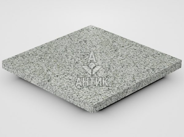 Плитка из Богуславского гранита 300x300x20 термообработанная фото