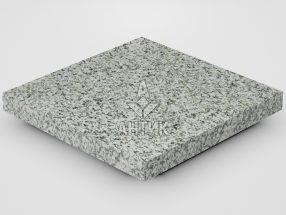 Плитка из Богуславского гранита 300x300x30 термообработанная фото