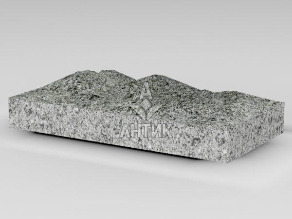 Плитка из Богуславского гранита 400x200x50 колотая фото