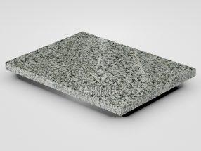 Плитка из Богуславского гранита 400x300x20 полированная фото