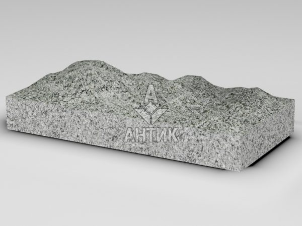 Плитка из Богуславского гранита 600x300x80 колотая фото