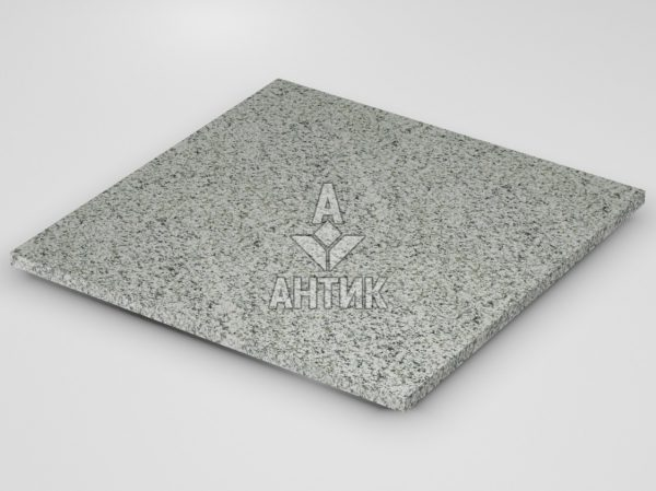 Плитка из Богуславского гранита 600x600x20 термообработанная фото
