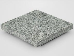 Плитка из Болтышского гранита 300x300x30 термообработанная фото