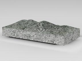 Плитка из Болтышского гранита 400x200x50 колотая фото