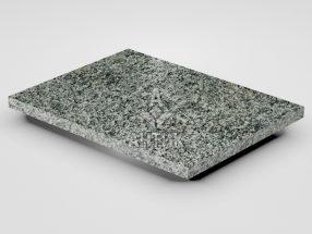 Плитка из Болтышского гранита 400x300x20 полированная фото