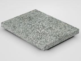 Плитка из Болтышского гранита 400x300x30 термообработанная фото