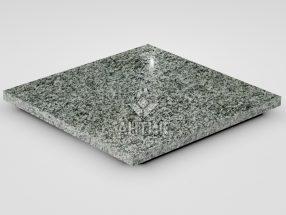 Плитка из Болтышского гранита 400x400x20 полированная фото