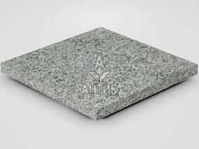 Плитка из Болтышского гранита 400x400x30 термообработанная фото