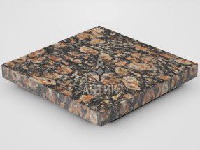 Плитка из Брусиловского гранита 300x300x30 термообработанная фото