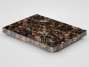 Плитка из Брусиловского гранита 400x300x30 полированная фото