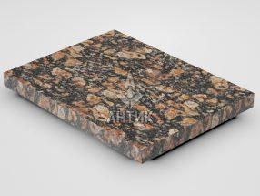 Плитка из Брусиловского гранита 400x300x30 термообработанная фото