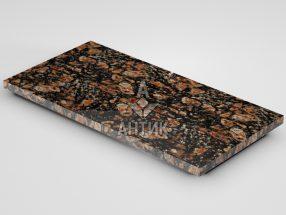 Плитка из Брусиловского гранита 600x300x20 полированная фото