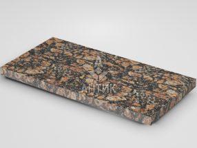 Плитка из Брусиловского гранита 600x300x30 термообработанная фото