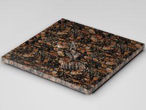 Плитка из Брусиловского гранита 600x600x30 полированная фото
