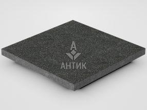 Плитка из Букинского габбро 300x300x20 термообработанная фото
