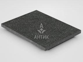 Плитка из Букинского габбро 400x300x20 термообработанная фото
