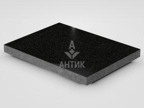 Плитка из Букинского габбро 400x300x30 полированная фото