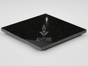 Плитка из Букинского габбро 400x400x20 полированная фото