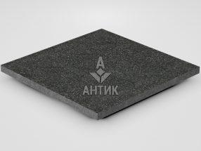 Плитка из Букинского габбро 400x400x20 термообработанная фото