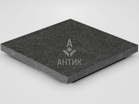 Плитка из Букинского габбро 400x400x30 термообработанная фото