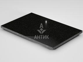 Плитка из Букинского габбро 600x400x20 полированная фото