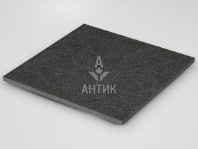 Плитка из Букинского габбро 600x600x20 термообработанная фото