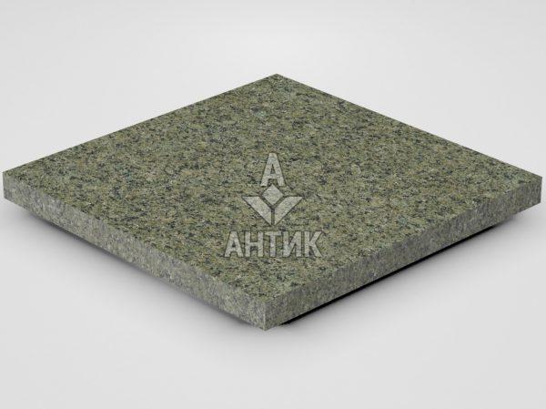 Плитка из Челновского гранита 400x400x30 термообработанная фото