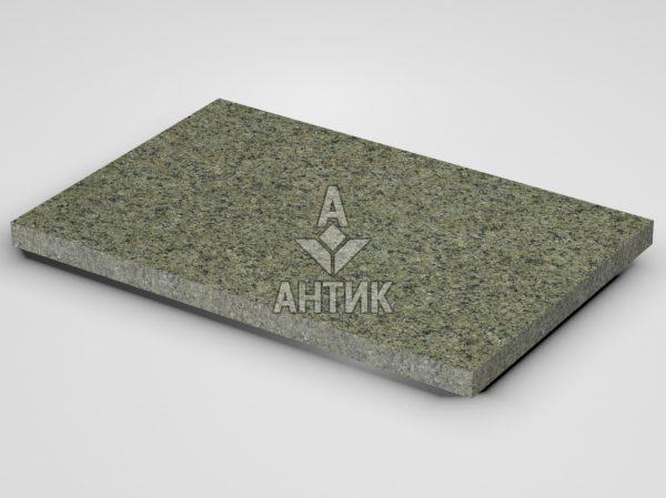 Плитка из Челновского гранита 600x400x30 термообработанная фото