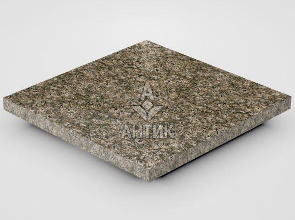 Плитка из Дидковичского гранита 300x300x20 полированная фото