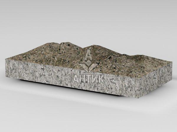 Плитка из Дидковичского гранита 400x200x50 колотая фото