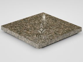 Плитка из Дидковичского гранита 400x400x30 полированная фото