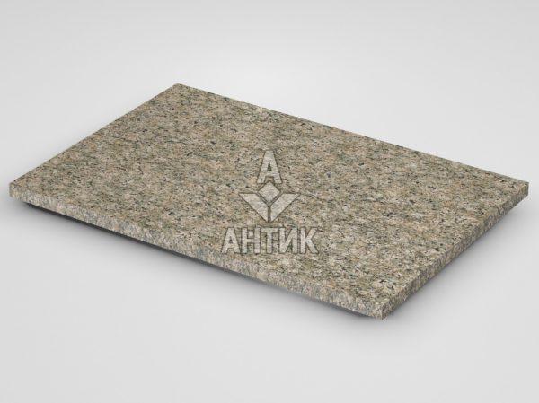 Плитка из Дидковичского гранита 600x400x20 термообработанная фото