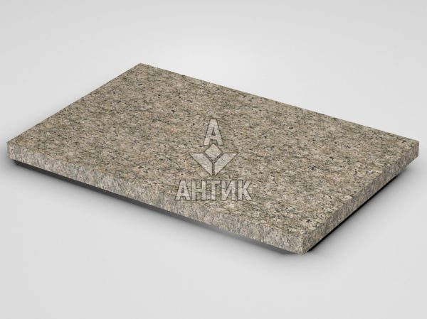Плитка из Дидковичского гранита 600x400x30 термообработанная фото