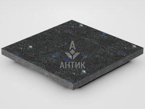 Плитка из Добрынского лабрадорита 300x300x20 термообработанная фото