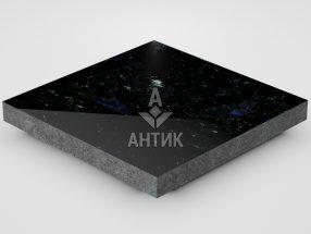 Плитка из Добрынского лабрадорита 300x300x30 полированная фото