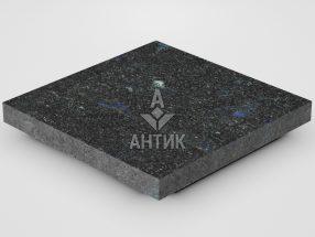 Плитка из Добрынского лабрадорита 300x300x30 термообработанная фото