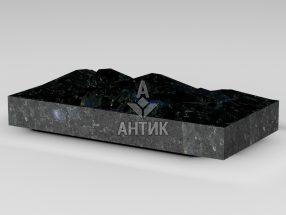 Плитка из Добрынского лабрадорита 400x200x50 колотая фото
