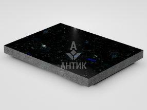 Плитка из Добрынского лабрадорита 400x300x30 полированная фото