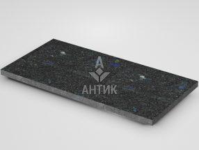 Плитка из Добрынского лабрадорита 600x300x20 термообработанная фото